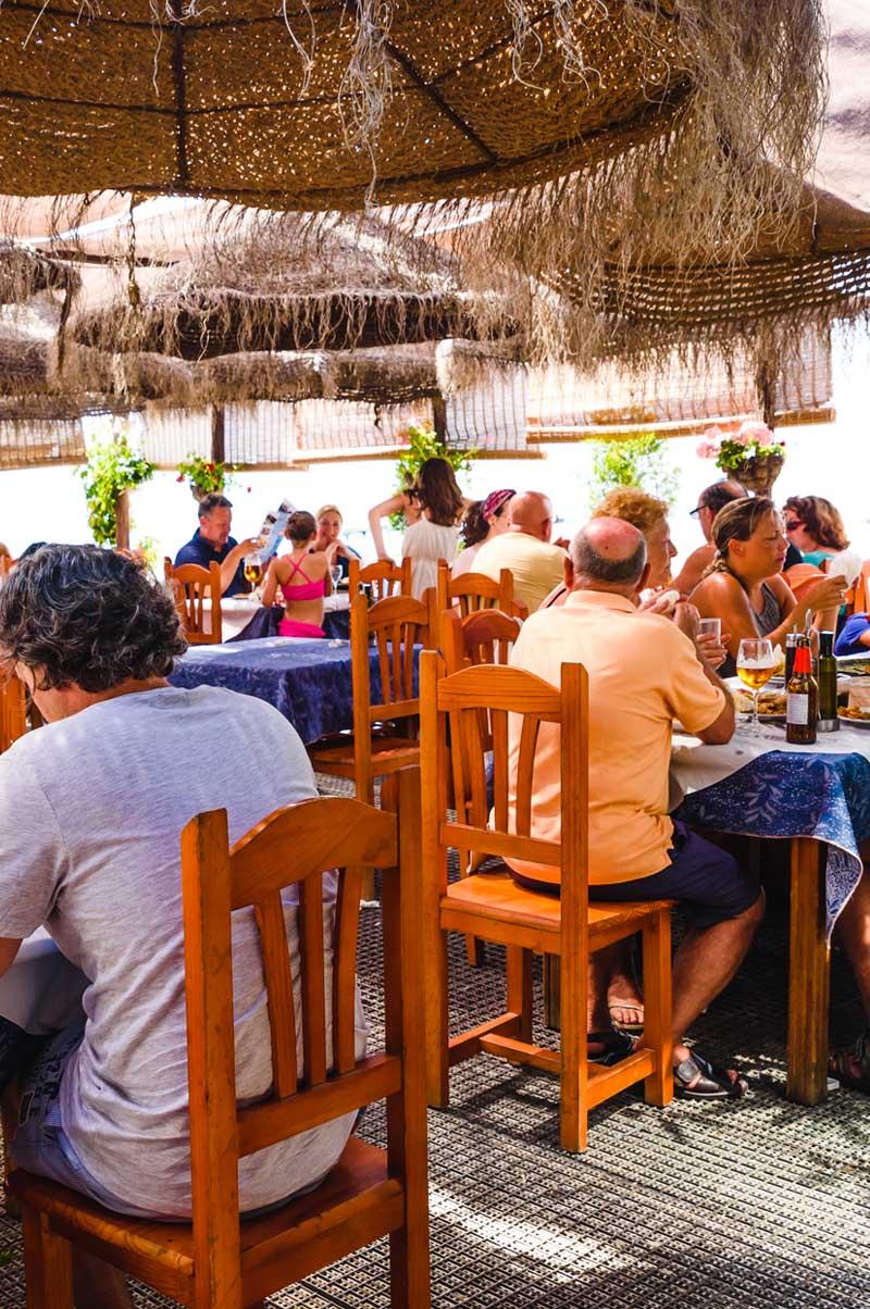 Ambiente Restaurante Casa Emilio